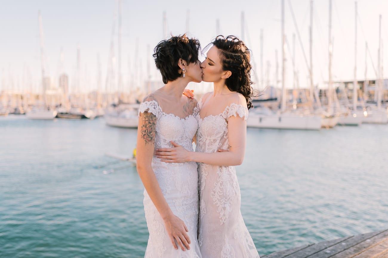 SAME SEX LGTB WEDDING IN BARCELONA - ANDREA GALLUCCI DESTINATION WEDDING PHOTOGRAPHER - WWW.ANDREAGALLUCCI.COM