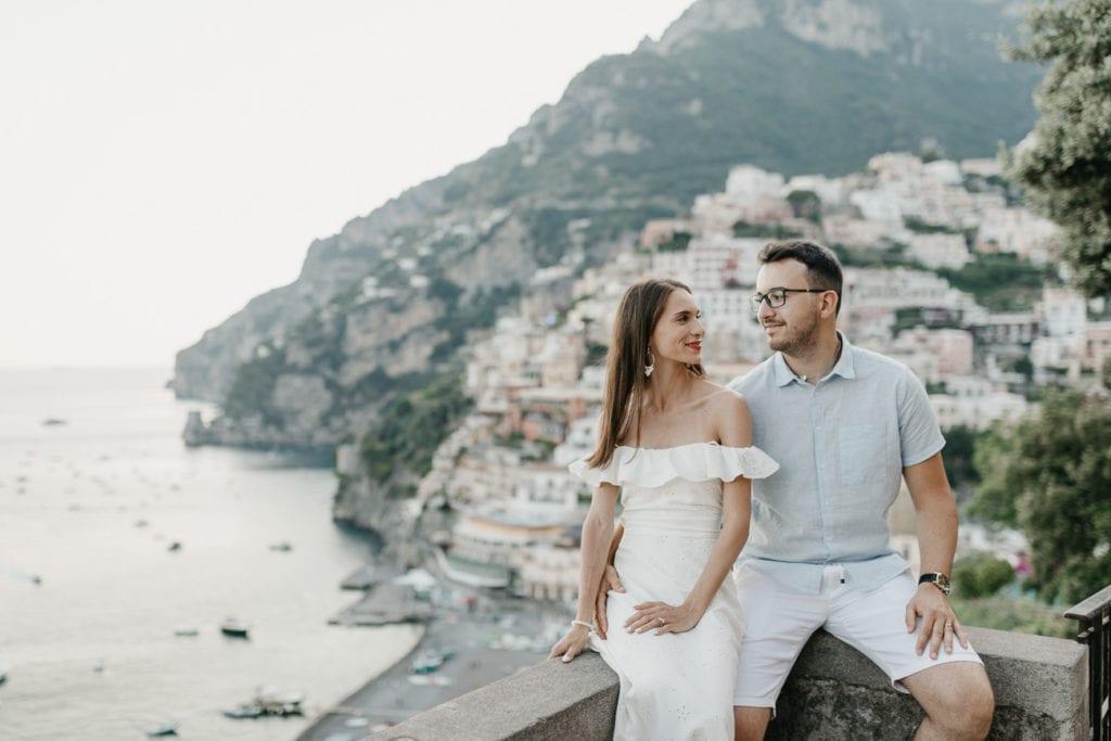 Engagement Photoshooting on the Amalfi Coast