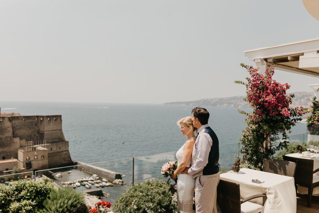 Todd and Sharon - Wedding in Naples - Andrea Gallucci Positano Photographer - www.andreagallucci.com