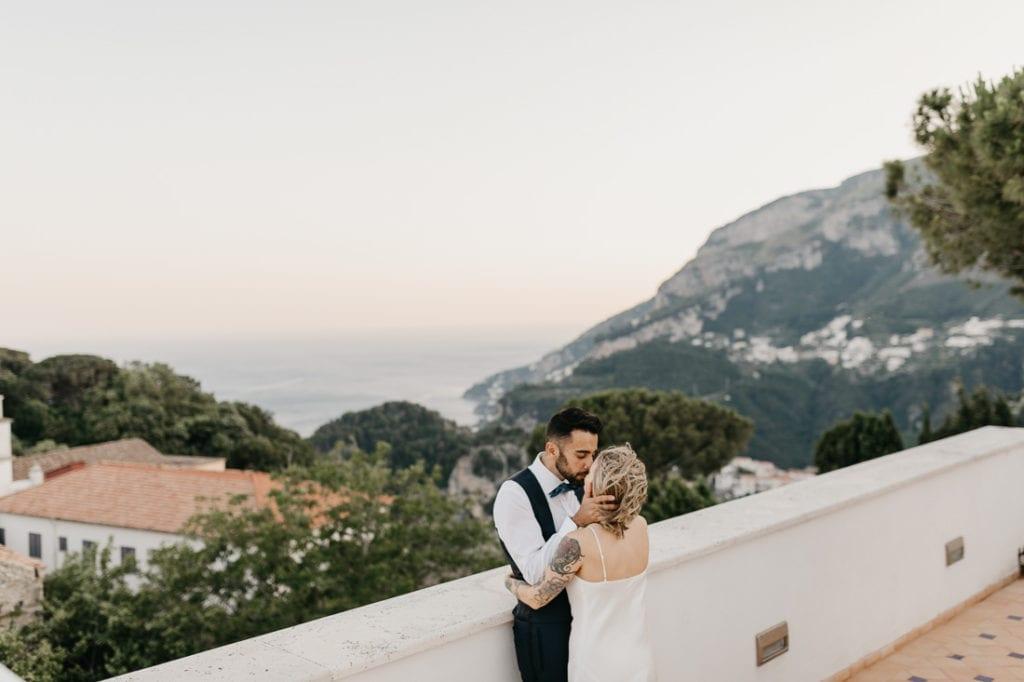 Valerio and Priscilla - Wedding in Ravello at Villa Eva - Andrea Gallucci Positano Photographer - www.andreagallucci.com