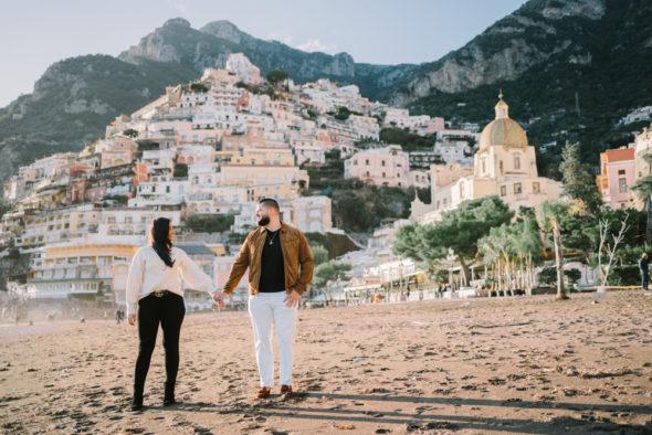 Engagement Photographer Positano - Andrea Gallucci Proposal Photographer Positano